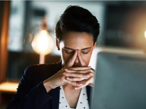 Как адаптироваться к стрессу, если вы с ним не справляетесь?