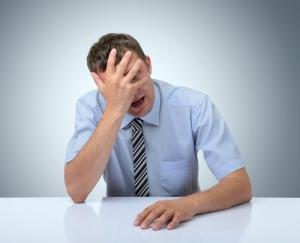 На работе чаще всего плачут мужчины