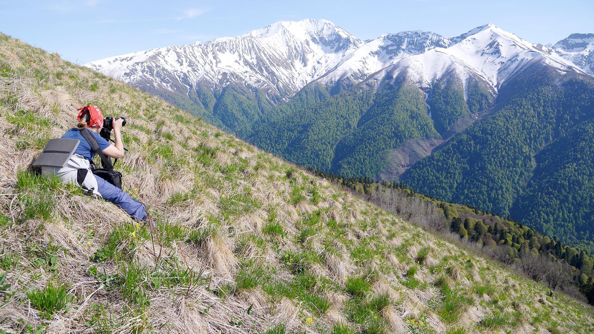 3 места для активного отдыха на Кавказе