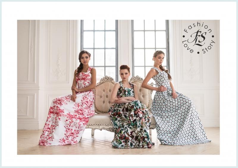 Российский производитель дизайнерской одежды «Fashion.Love.Story».