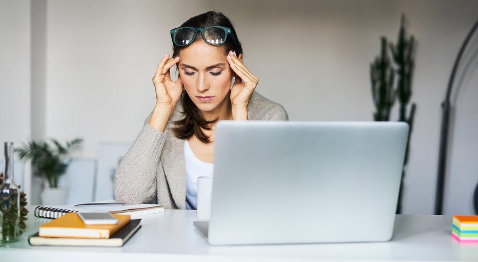 7 проблем со здоровьем, в которых виноват стресс