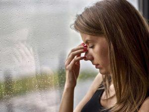 Женская психика осенью нуждается в спасении
