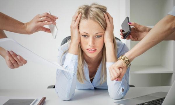 Как избавиться от стресса и стать уверенной?