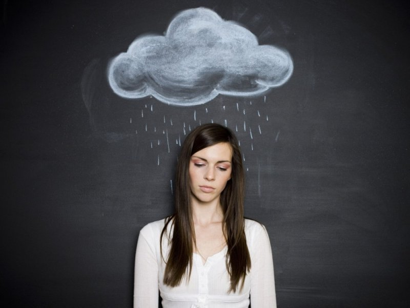5 привычек, предрасполагающих к депрессии