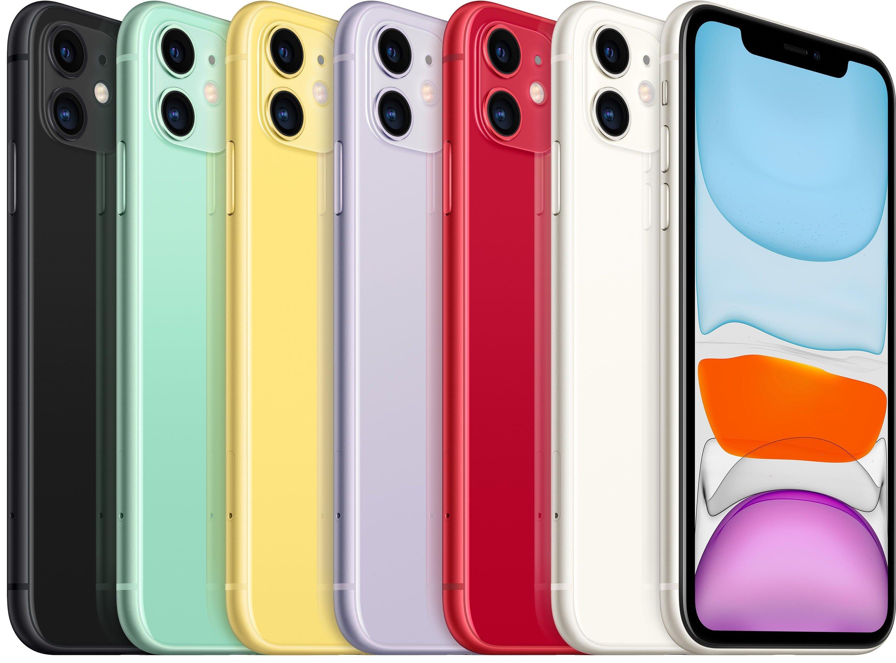 Лучшая модель Apple iPhone 11 256 Gb Red
