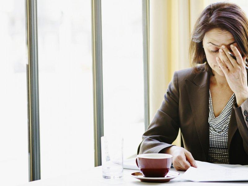 Ученые: женщины, работающие больше 40 часов неделю, подвержены депрессии