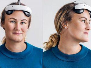 Появился шлем для лечения депрессии