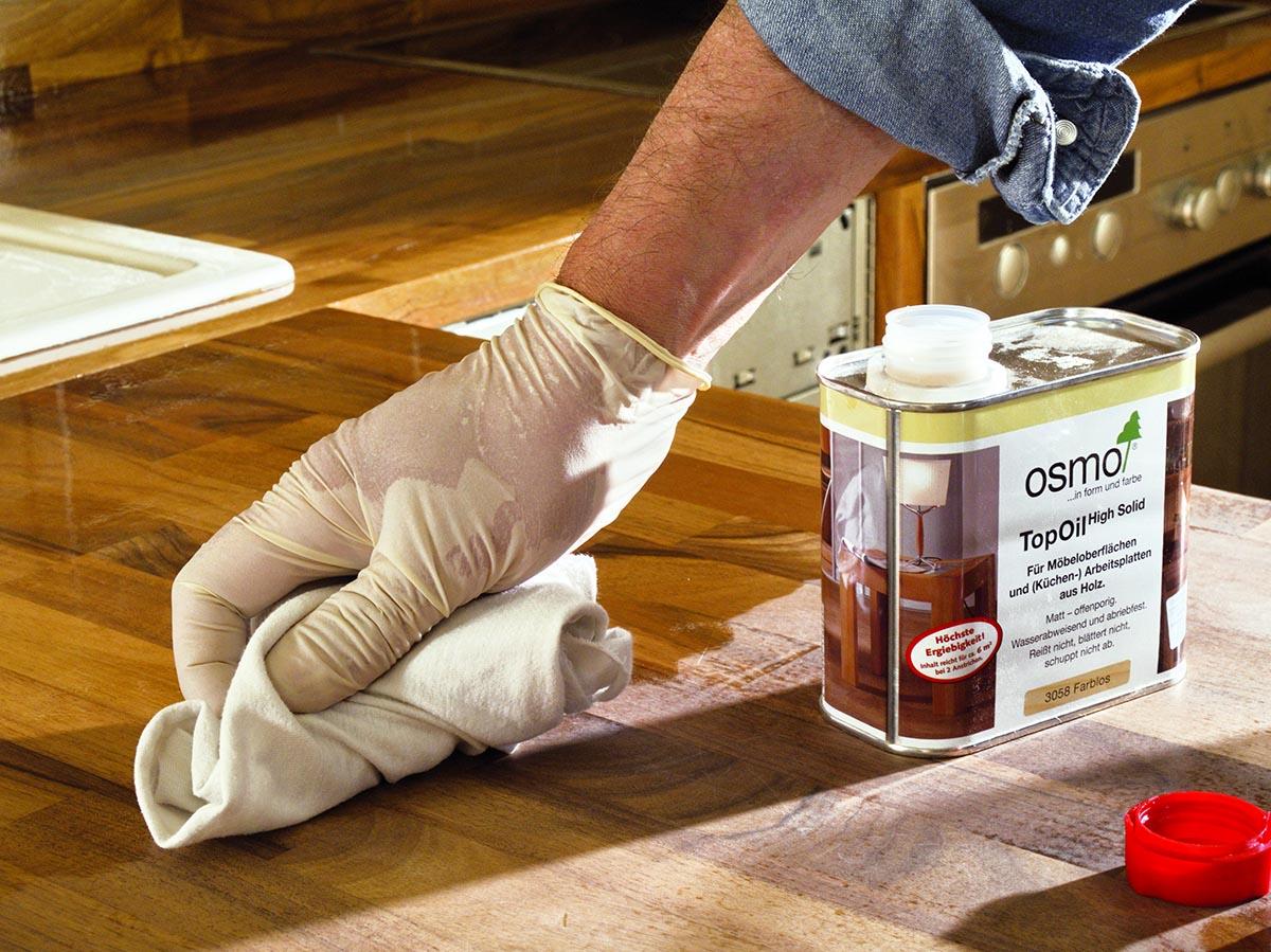Специалисты Osmo рассказали о преимуществах масел с воском