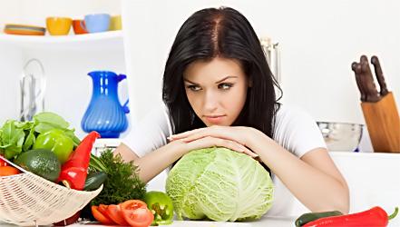 Чем питаться, чтобы избежать депрессии? Список продуктов