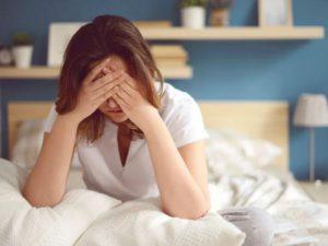 Психолог указал на начальные симптомы депрессии