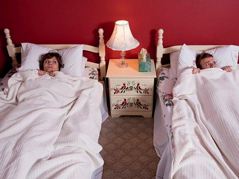 Раздельные постели названы ключом к семейному счастью