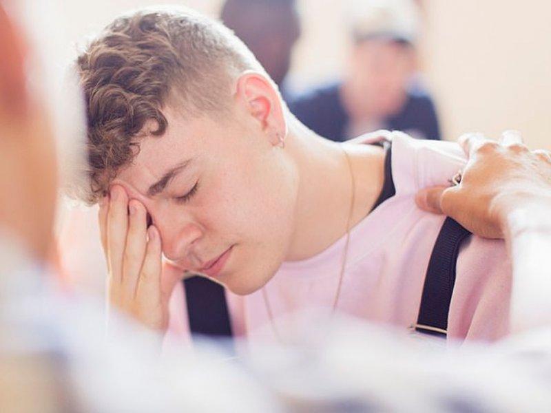 Умеренный стресс в детстве продлевает жизнь