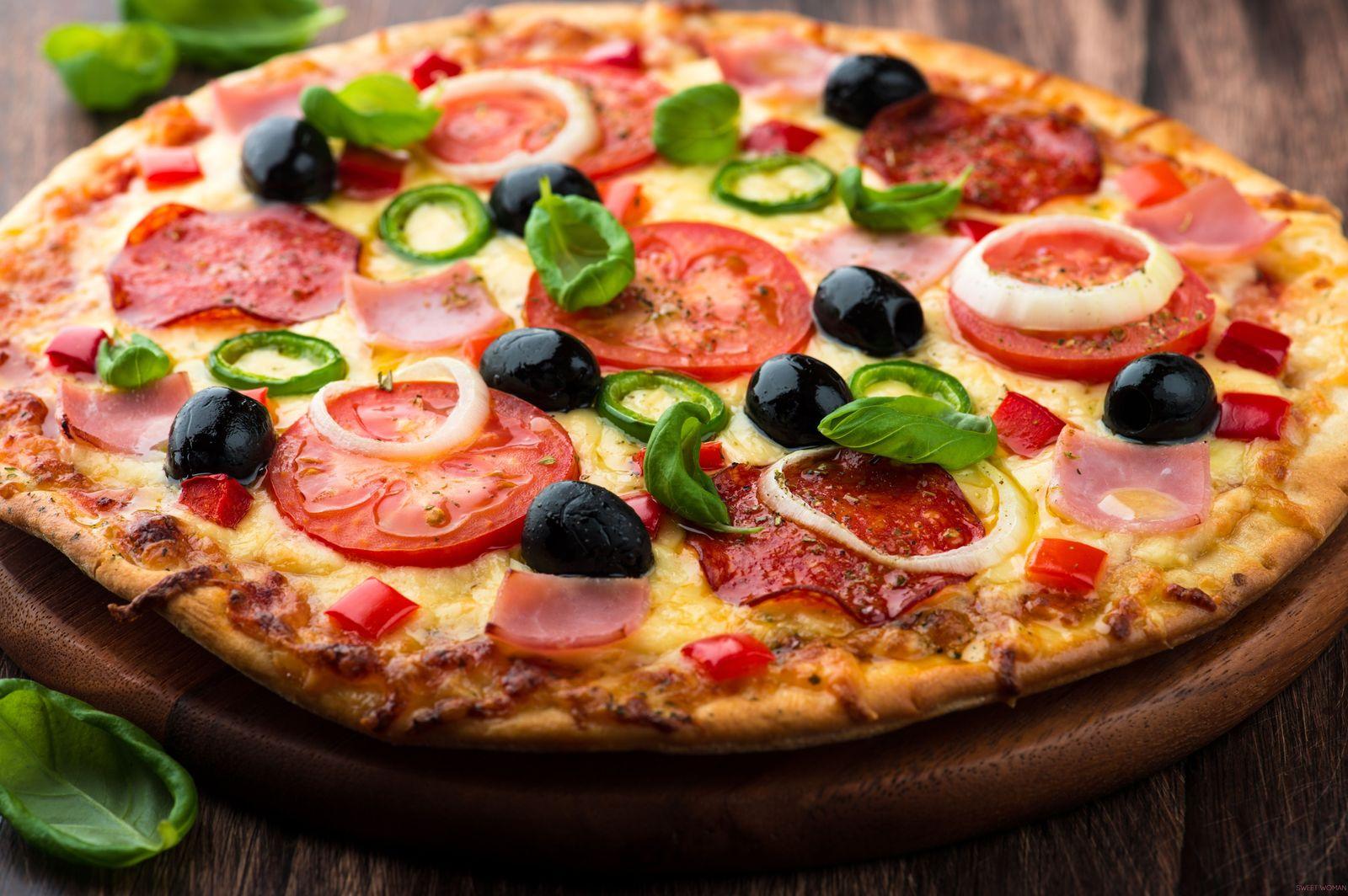 Почему итальянская пицца самая лучшая?