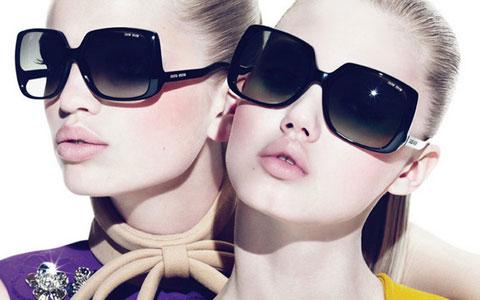 Модные солнцезащитные очки: затемняемся!