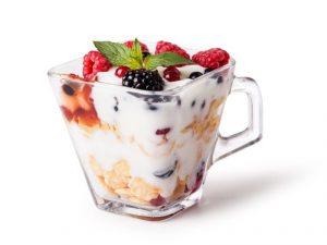 Как побороть депрессию с помощью йогурта