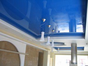 Как выбрать натяжной потолок с учетом цвета фактуры и производителя