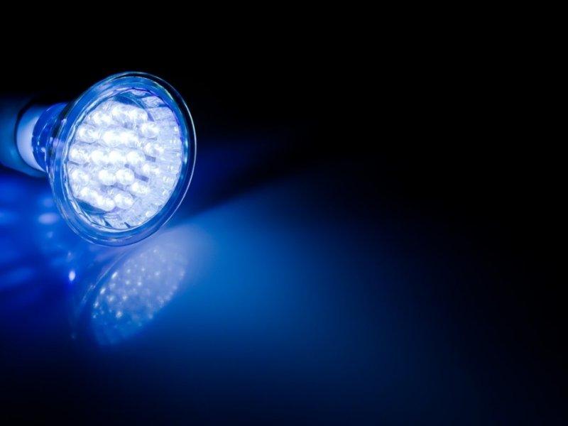 Синим светом можно лечить депрессию