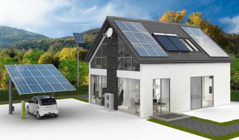 Обеспечение автономным электричеством своего дома