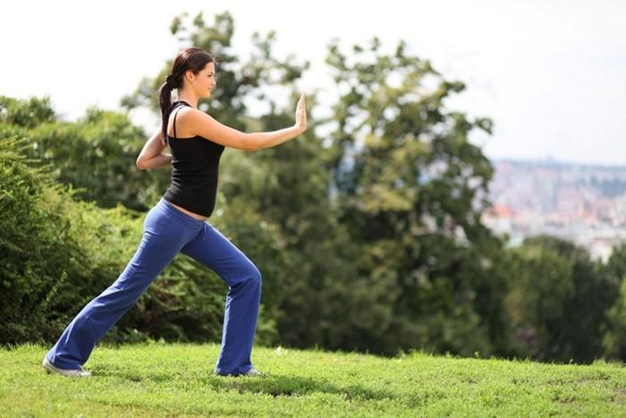 Китайская гимнастика тай-чи поможет справиться с депрессией и стрессом