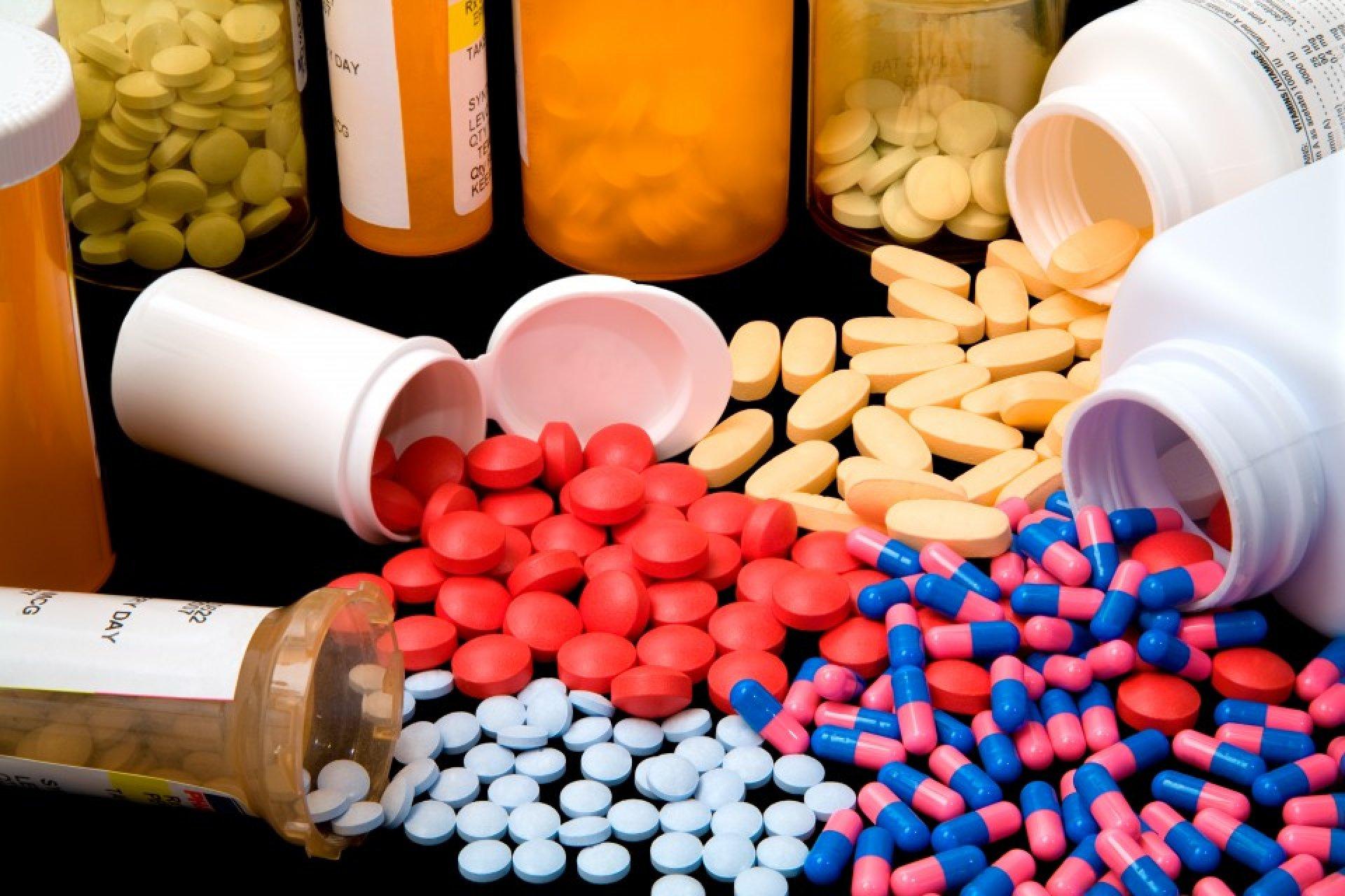 Препараты для лечения заболевания органов пищеварения