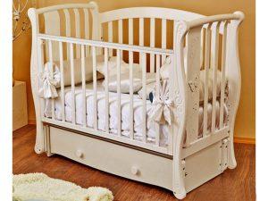 Правильно выбранная детская кроватка — здоровый сон малыша