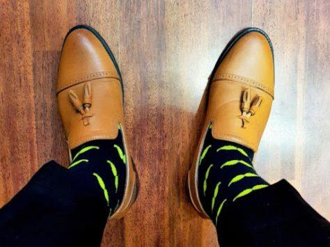 Идеальная пара: расшифруй характер мужчины по его носкам