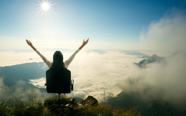 Как достичь успеха на работе?
