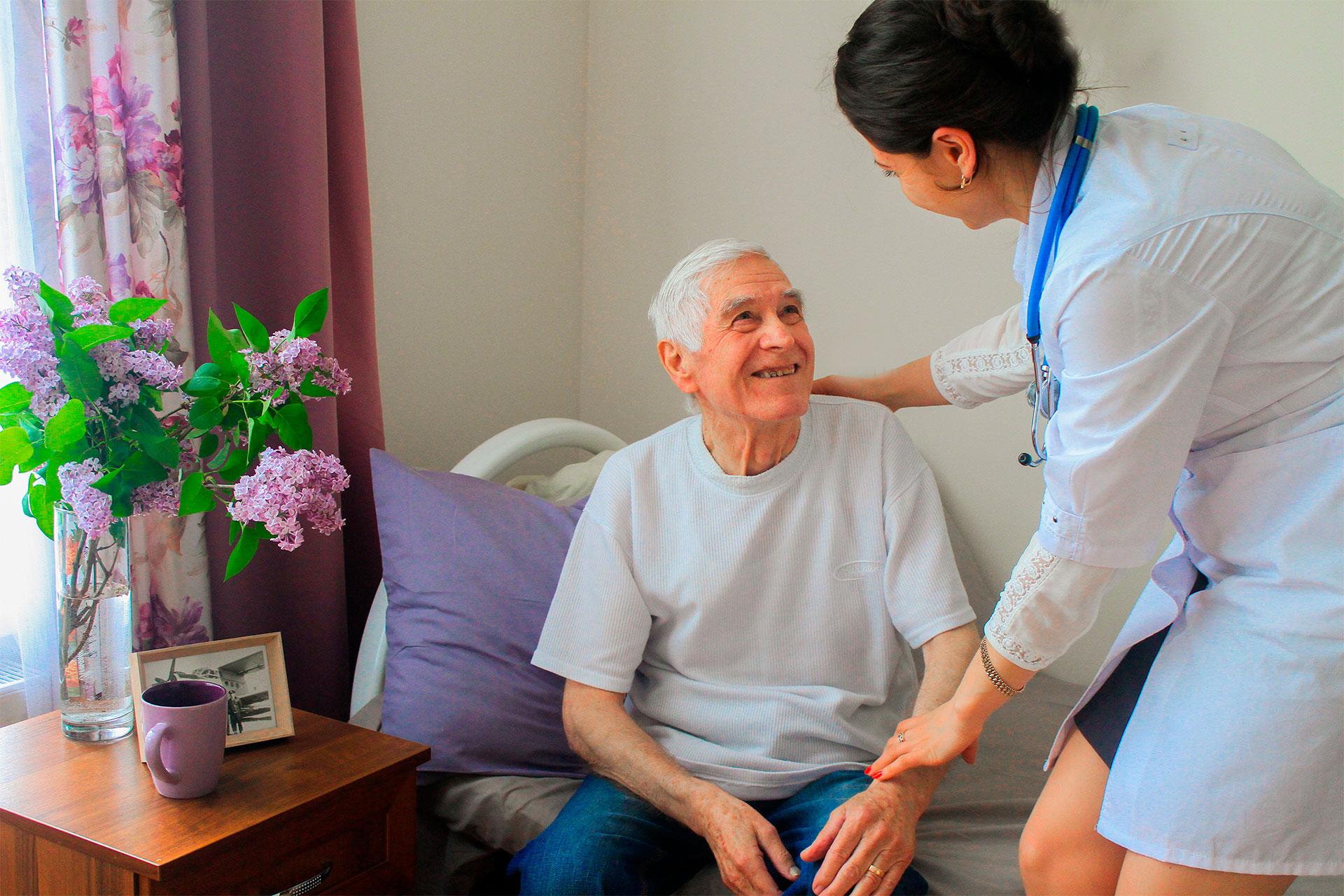 Пансионат для престарелых «Долгожители»: тут помогут вашим пожилым родственникам