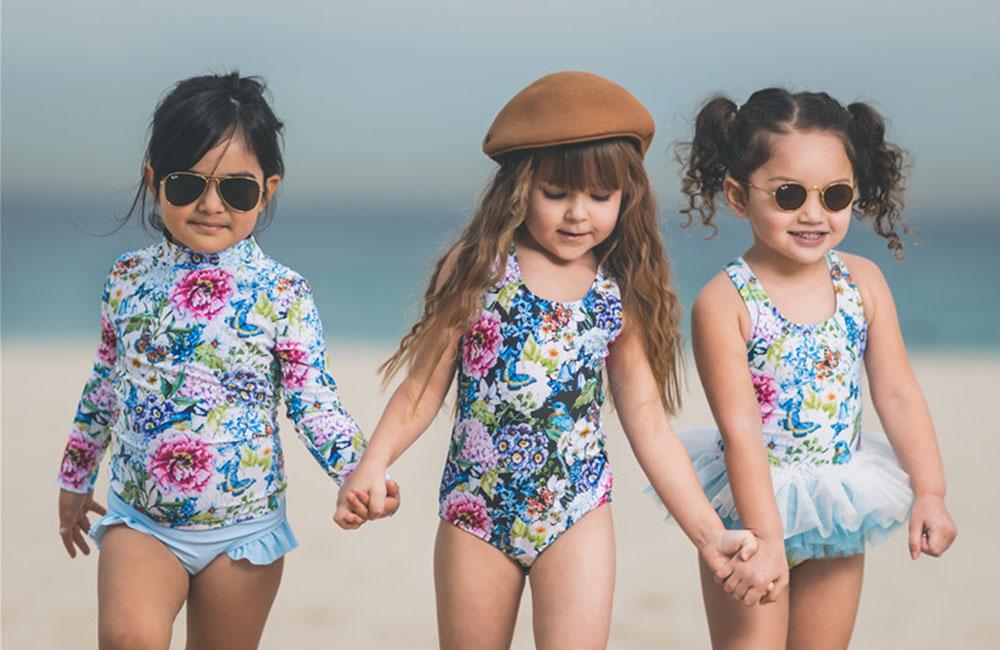 Как выбрать купальник для детей?