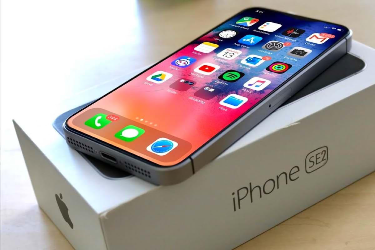 Новая модель iphone se 2 для ценителей качества и стиля