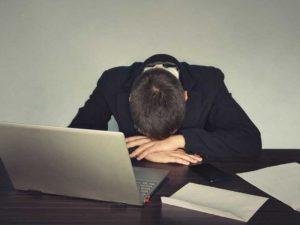 Безразличие к труду может говорить о профессиональном выгорании
