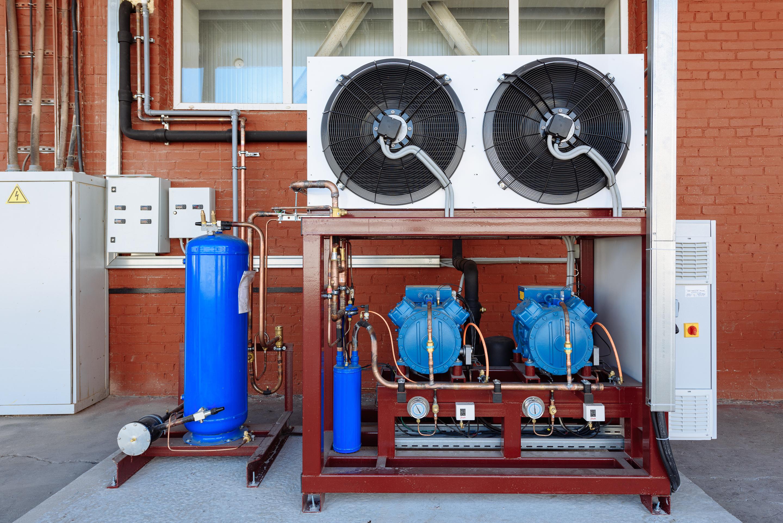 Монтаж холодильного оборудования от компании Ralco