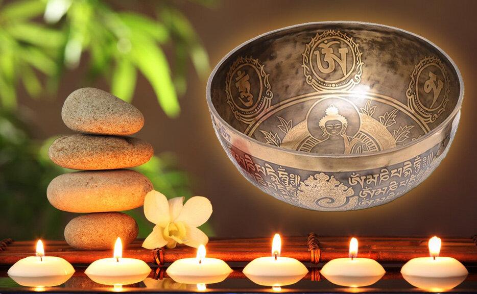 Особенности массажа и медитации