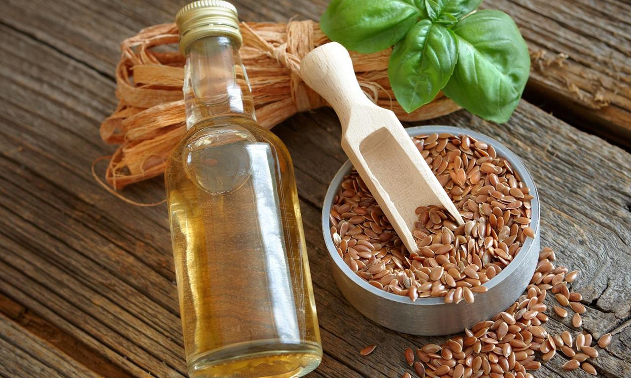 В чем польза льняного масла и прочих разновидностей растительных продуктов