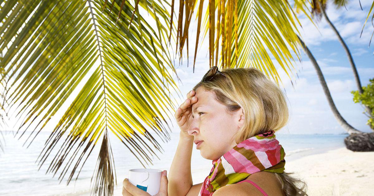 Как заботиться о своем здоровье во время отдыха за границей