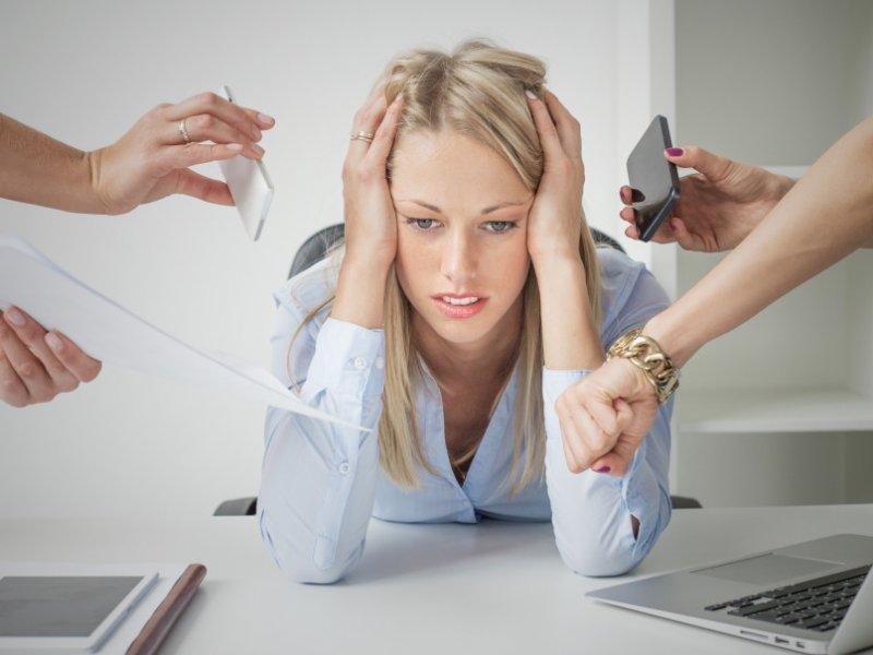 Пагубное влияние стресса на здоровье