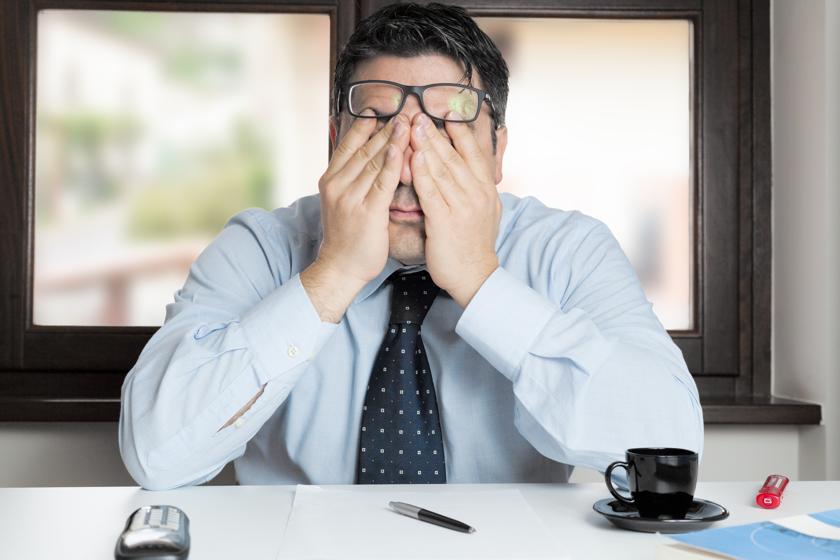 7 наиболее вероятных причин усталости