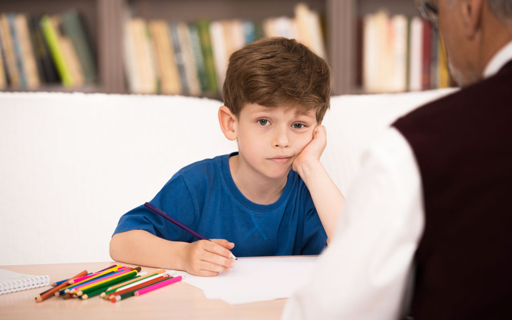 Помощь детям в сложной ситуации