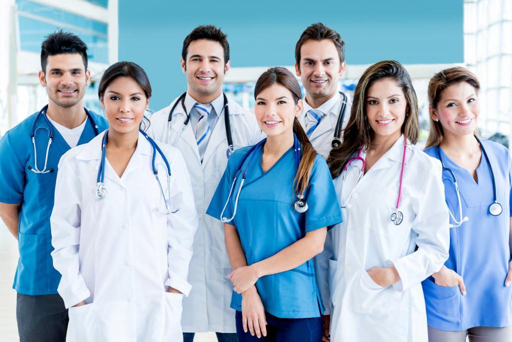 Удобный поиск врача