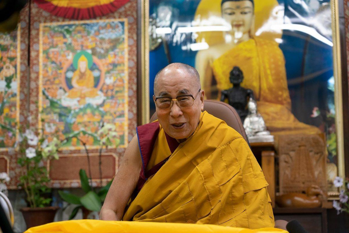 Далай-лама рассказал, как избавиться от страха и гнева