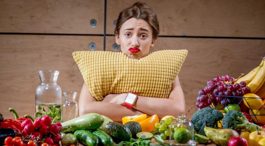 Названы продукты, спасающие от осенней депрессии