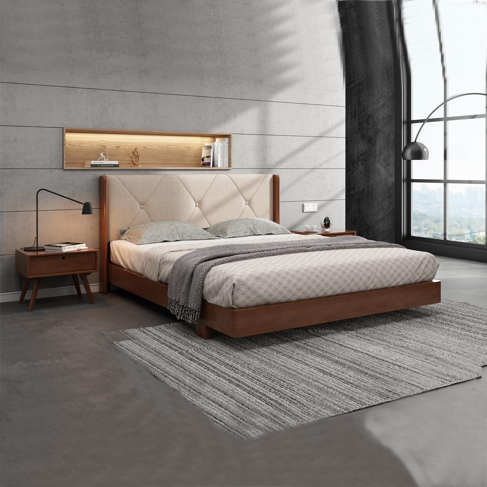 Что следует учитывать при выборе кровати в спальню?