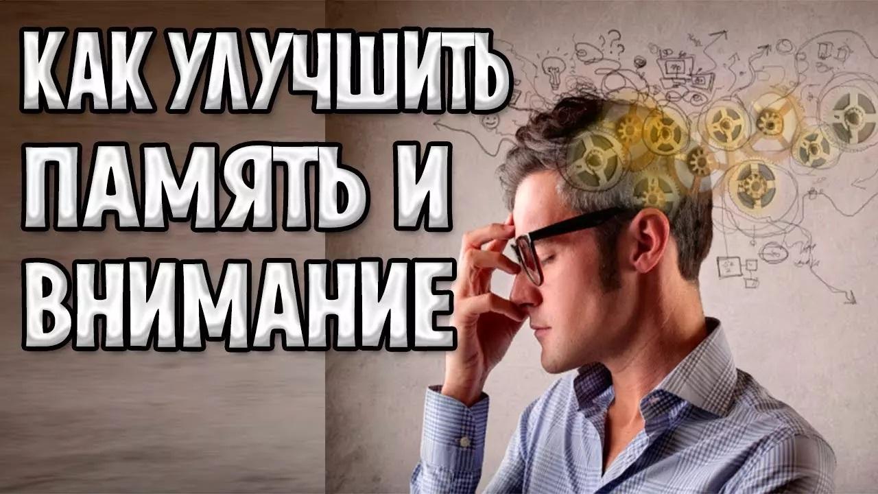 Разберемся как улучшить память и работу мозга