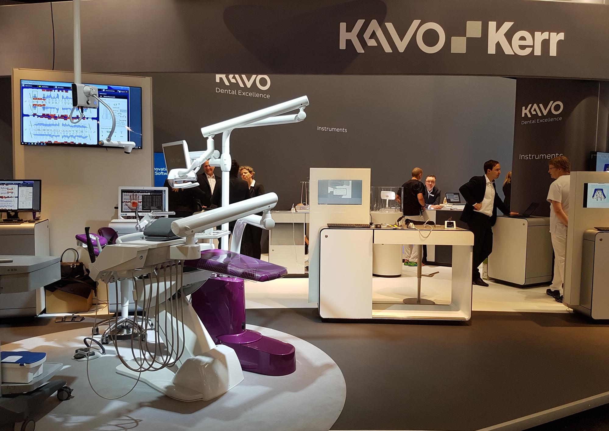 Особенности медицинского оборудования KaVo