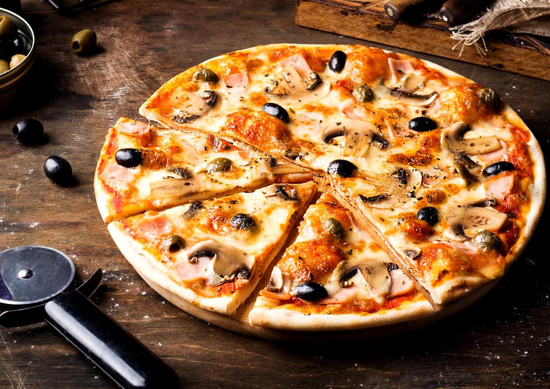 Вкусная пицца с доставкой в Сумах