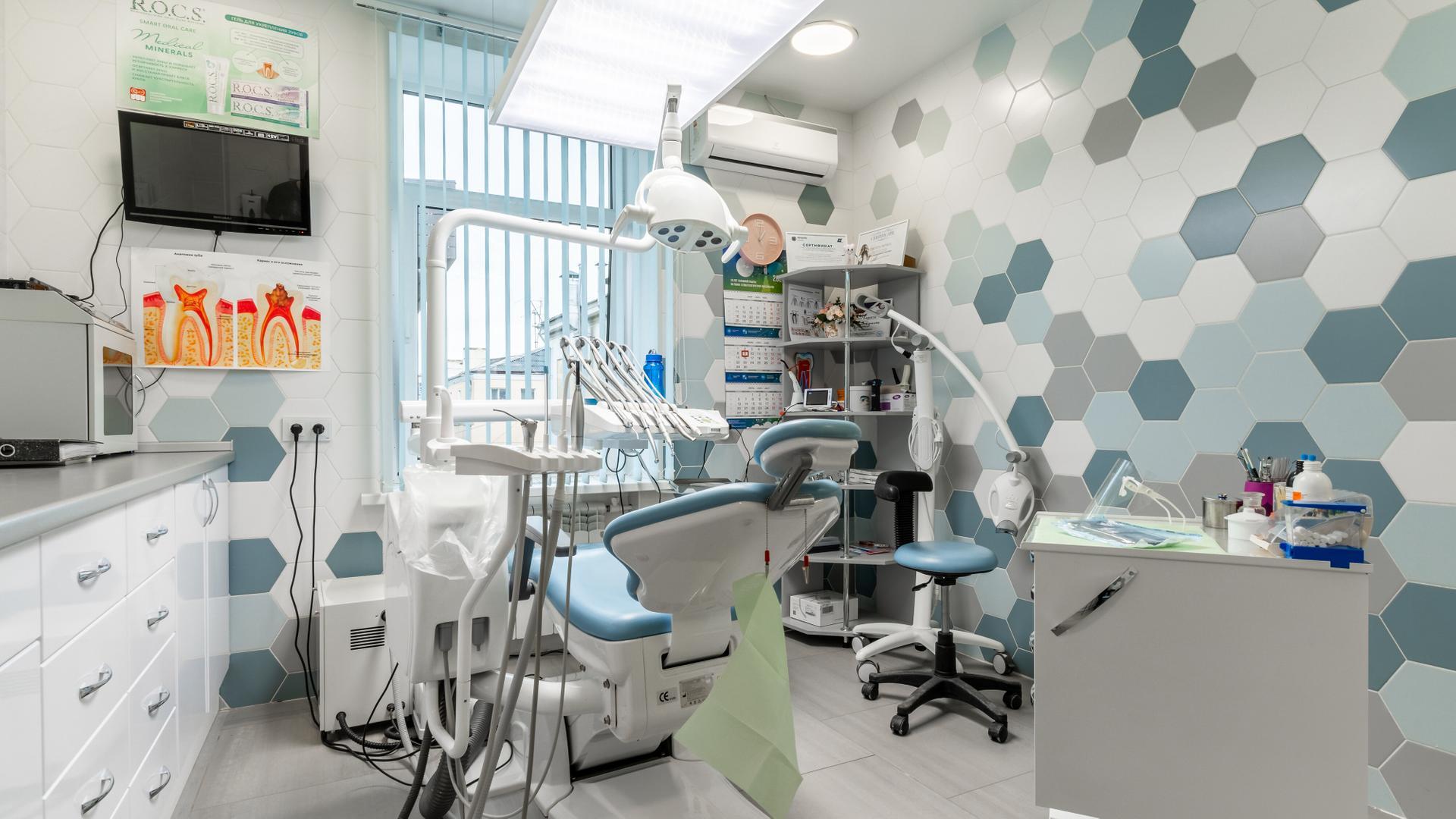 Стоматологический центр Альбадент в Калуге