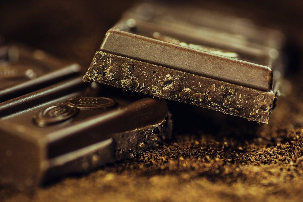 Удовольствие без вины: снимите стресс с помощью полезного темного шоколада