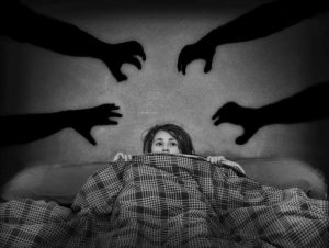 Страхи, которые опасны для здоровья