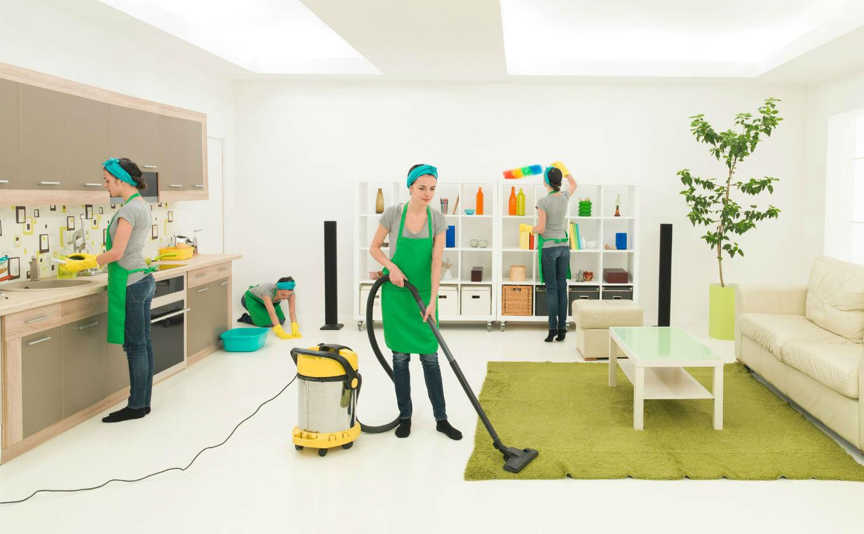 Генеральная уборка квартиры разовый случай
