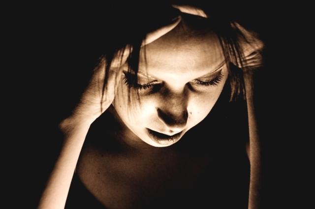 Психологические проблемы и стресс могут наградить приступами мигрени